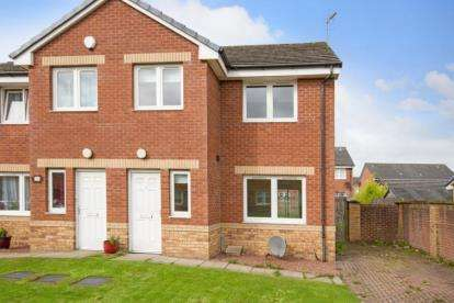 3 Bedrooms Semi Detached House for sale in Craigmuir Road, Glasgow, Lanarkshire