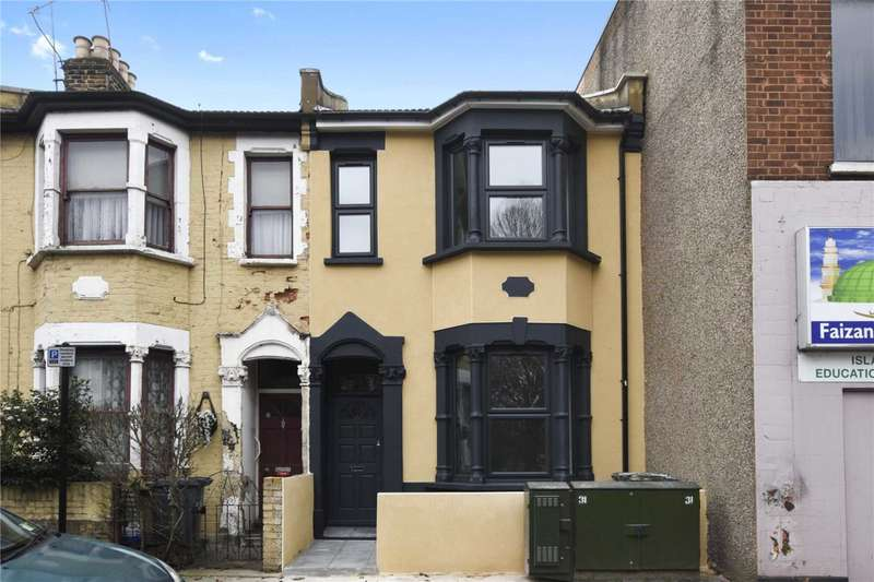 5 Bedrooms Terraced House for sale in Vicarage Lane, Stratford