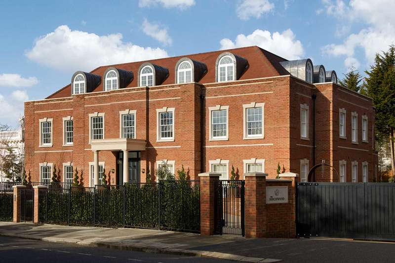 3 Bedrooms Apartment Flat for sale in The Birchwood Penthouse, Park View Road, Ealing