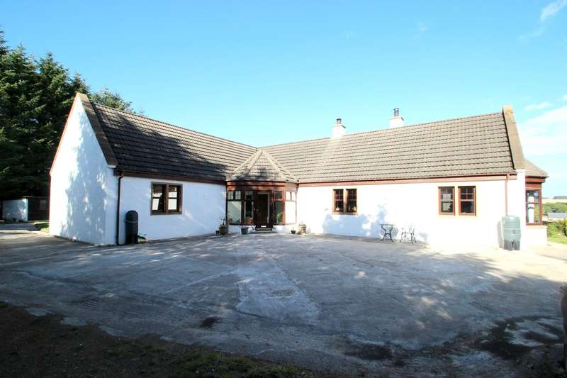 3 Bedrooms Bungalow for sale in Drybridge, Buckie, AB56