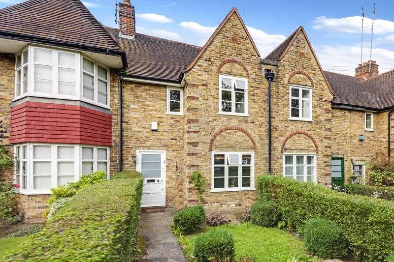 2 Bedrooms House for sale in Coleridge Walk, London