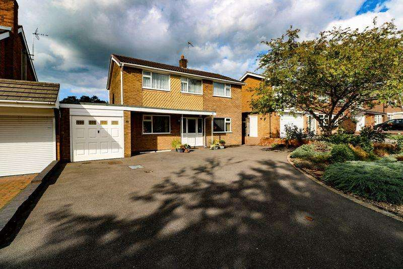 4 Bedrooms Detached House for sale in Gloucester Road, Walsall