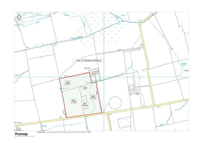 Land Commercial for sale in Kirkheaton, Newcastle upon Tyne, NE19