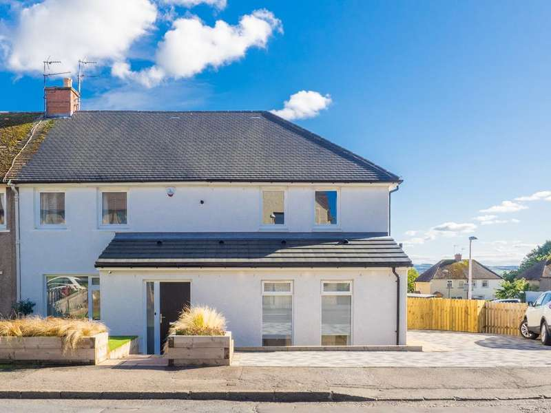 4 Bedrooms Semi Detached House for sale in Dunpender Drive, Haddington EH41