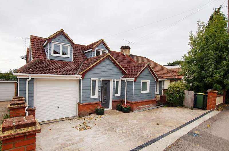 5 Bedrooms Semi Detached House for sale in Station Crescent, Rayleigh, SS6