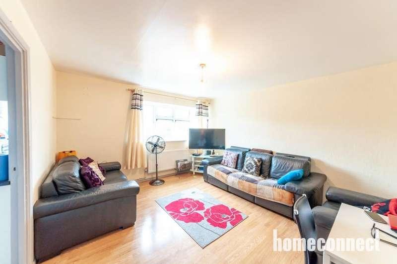 1 Bedroom Flat for sale in Burnham Road, Chingford, E4