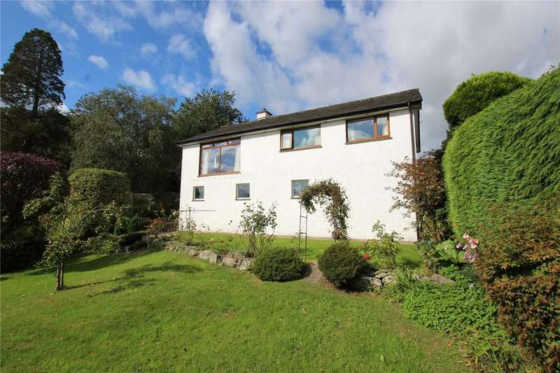 3 Bedrooms Bungalow for sale in Spring Bank, Empsom Road, Kendal, Cumbria