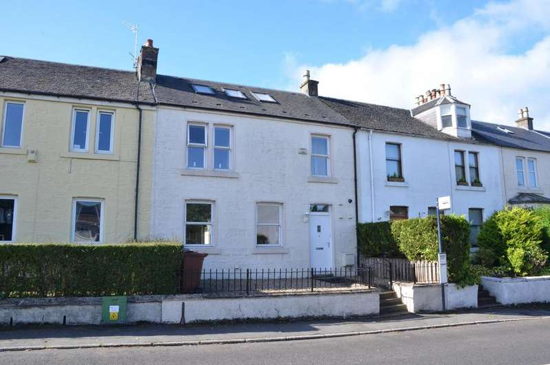 3 Bedrooms Terraced House for sale in 6 Easwald Bank, Kilbarchan, PA10 2AP
