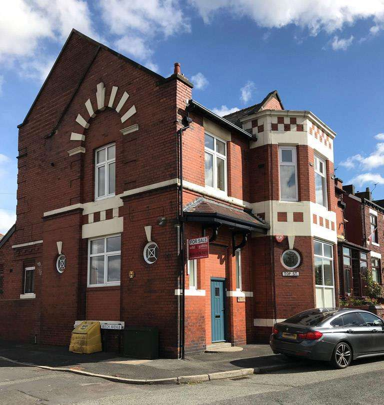 4 Bedrooms Semi Detached House for sale in Top Street, Oldham, OL4 2DR