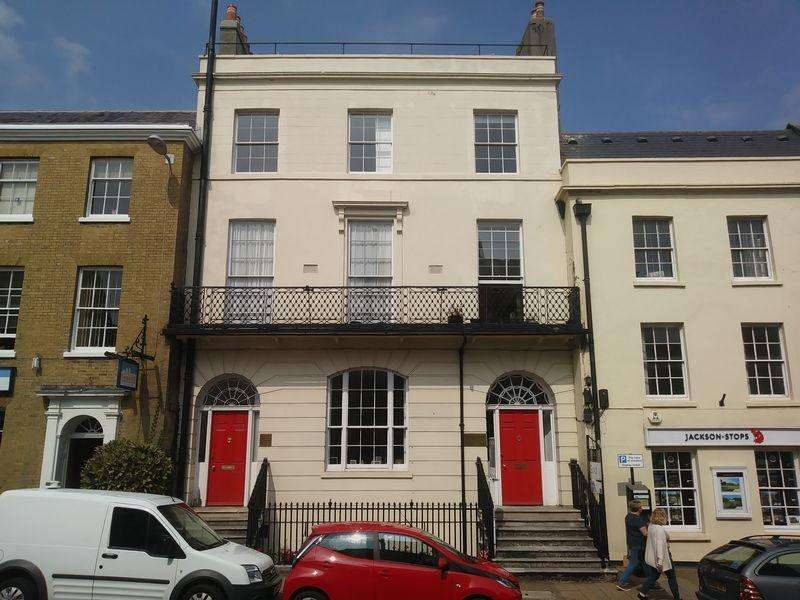 2 Bedrooms Apartment Flat for sale in High West Street, Dorchester