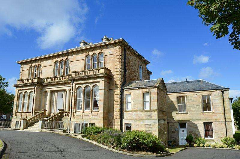 2 Bedrooms Apartment Flat for sale in 44 Racecourse Road, Ayr