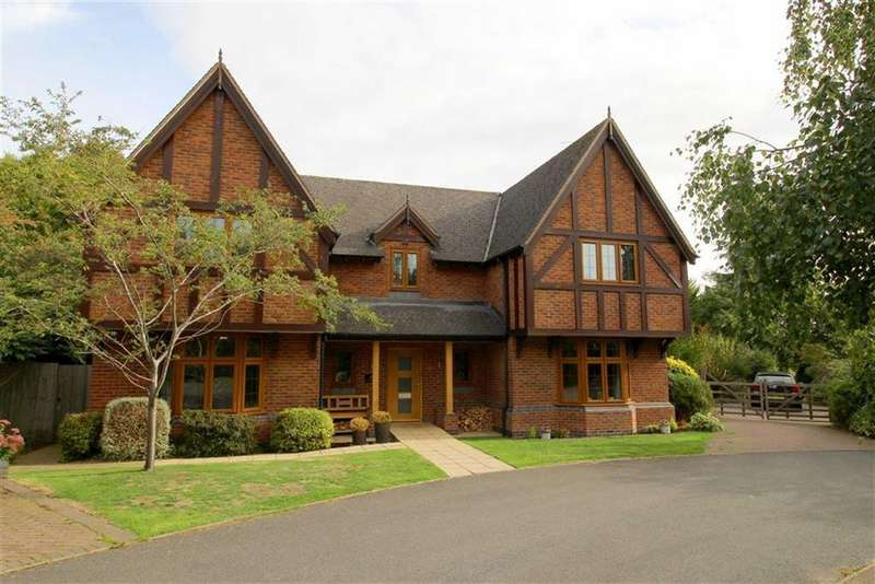 5 Bedrooms Detached House for sale in Birches Lane Kenilworth, Energy Efficiency Rating D, CV8