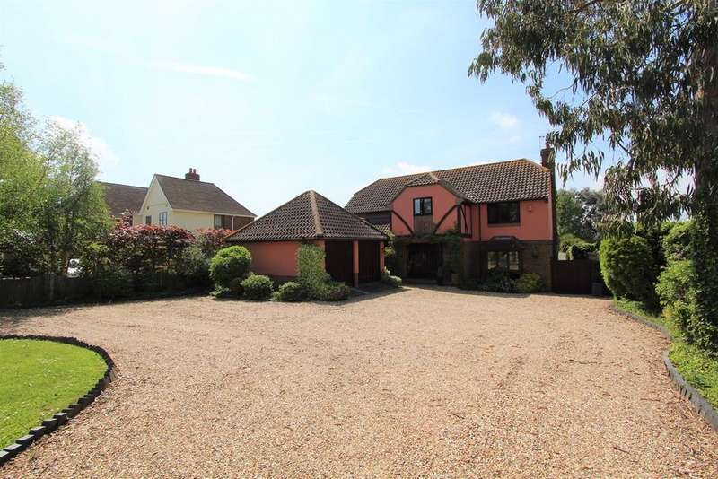 4 Bedrooms Detached House for sale in Mill Street, St Osyth, Clacton-on-Sea, CO16