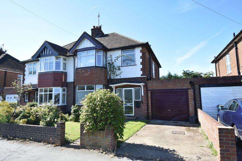 3 Bedrooms Semi Detached House for sale in New Bedford Road, Luton