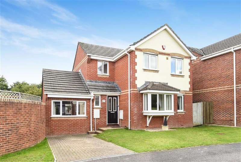3 Bedrooms Detached House for sale in Fairacre Avenue, Newport, Barnstaple, Devon, EX32