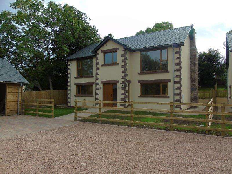 4 Bedrooms Detached House for sale in Upper Weston, Weston-under-Penyard, Ross-on-Wye