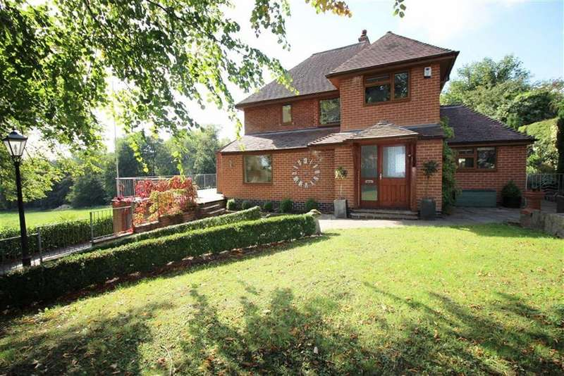 5 Bedrooms Detached House for sale in The Village, West Hallam, Derbyshire