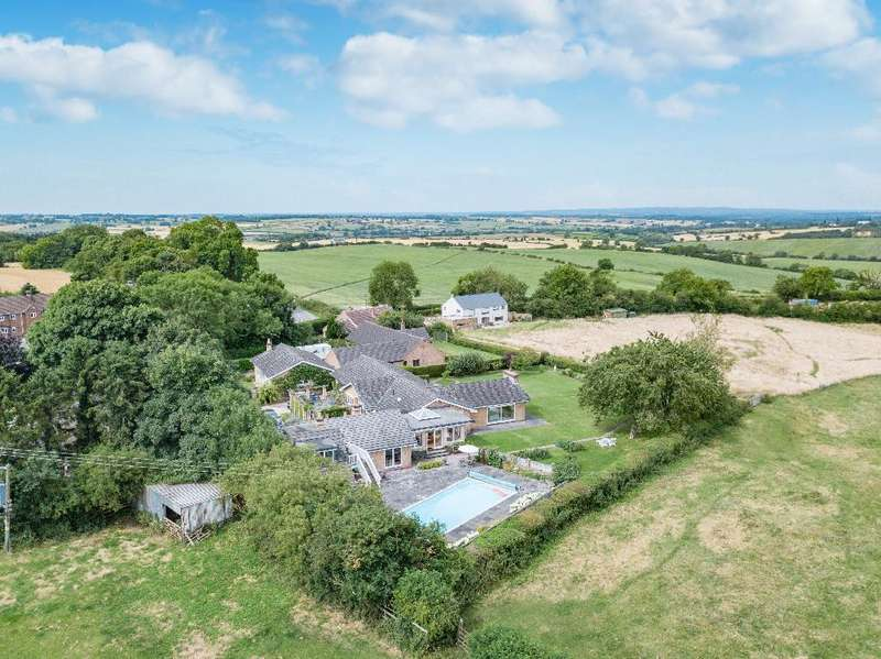 6 Bedrooms Detached Bungalow for sale in Burrough on the Hill
