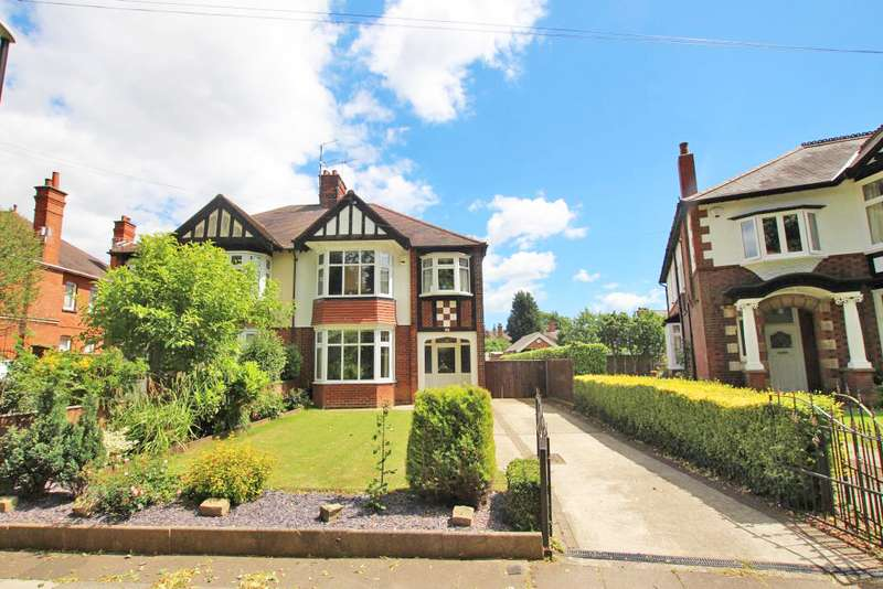 4 Bedrooms Semi Detached House for sale in PARK DRIVE, GRIMSBY