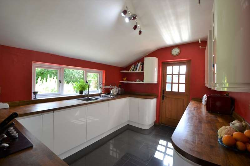 4 Bedrooms Detached House for sale in Princes Avenue, Walderslade, Chatham, ME5