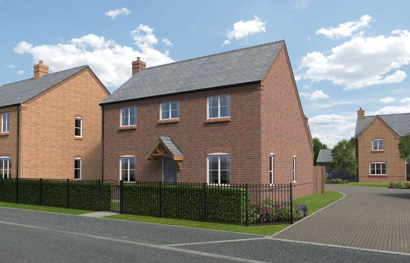 3 Bedrooms Property for sale in Rydal Manor Gardens, Kirby Lane, Eye Kettleby, Melton Mowbray