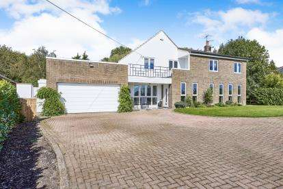 4 Bedrooms Detached House for sale in Scurragh Lane, Skeeby, Richmond, North Yorkshire
