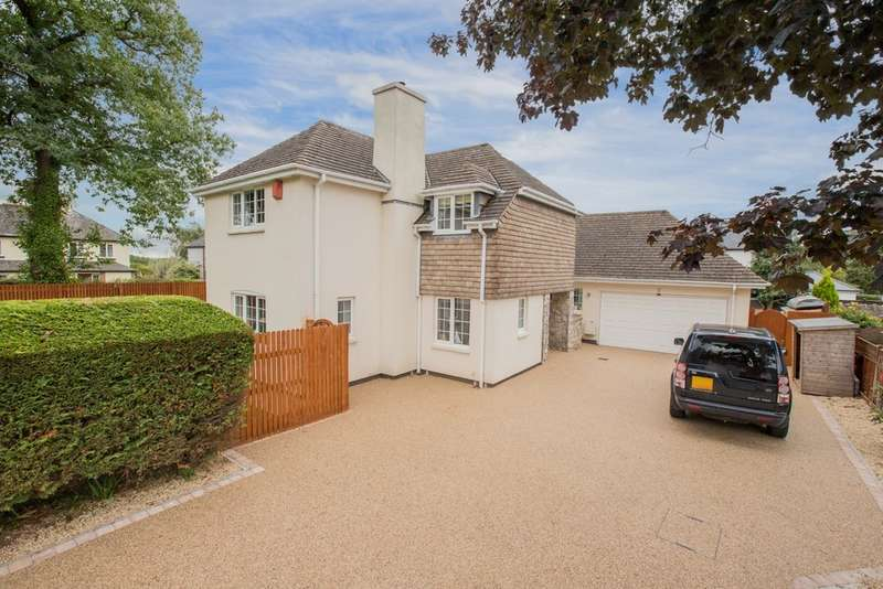 6 Bedrooms Detached House for sale in The Glebe, Ipplepen