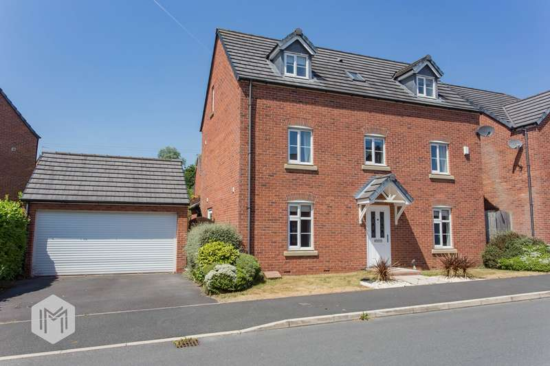 5 Bedrooms Town House for sale in Gibfield Drive, Atherton, Manchester, M46