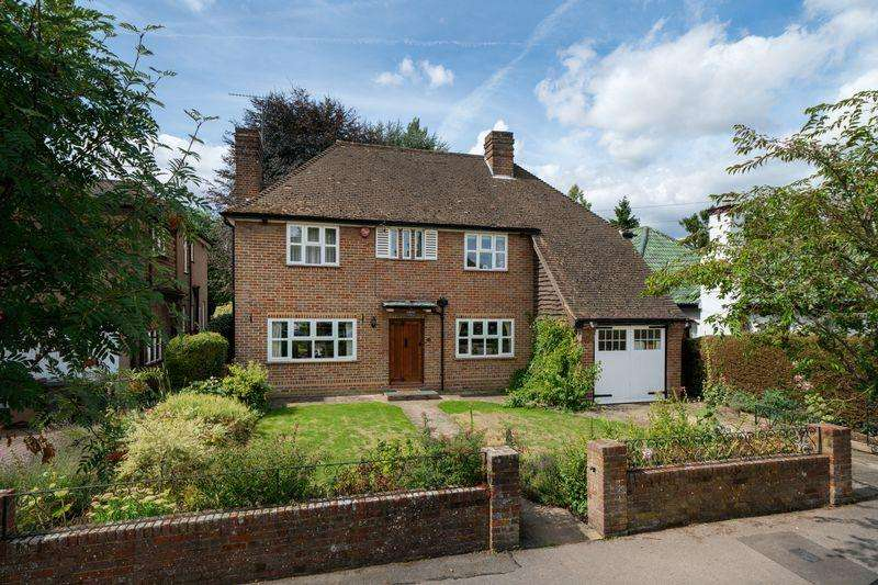 4 Bedrooms Detached House for sale in Ludlow Avenue, Luton