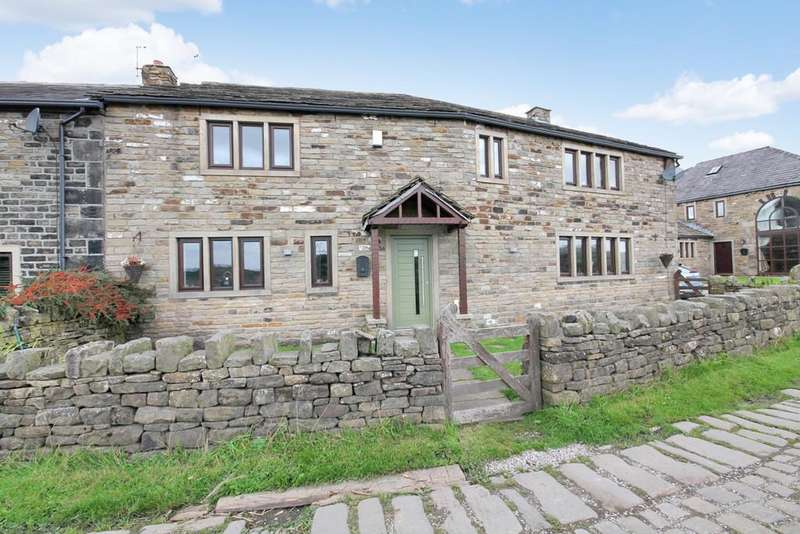 5 Bedrooms Barn Conversion Character Property for sale in Prickshaw Lane, Whitworth