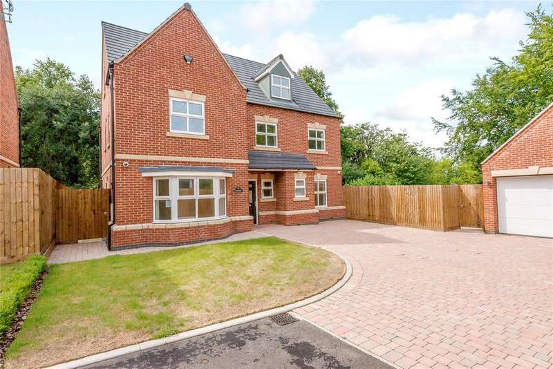6 Bedrooms Detached House for sale in Carriage Close, Nottingham, NG3