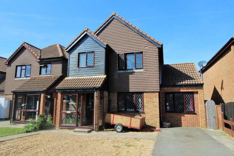 4 Bedrooms Detached House for sale in Schofield Way, Langney Point