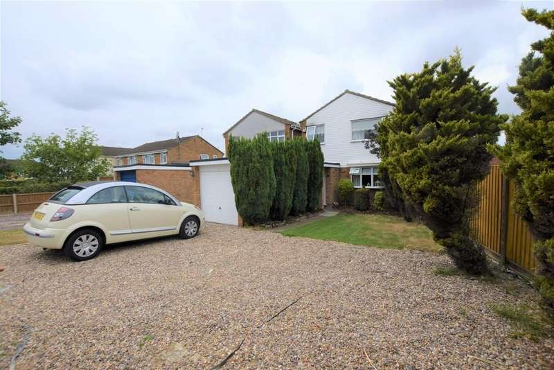 3 Bedrooms Detached House for sale in Ayrshire Close, Barwell