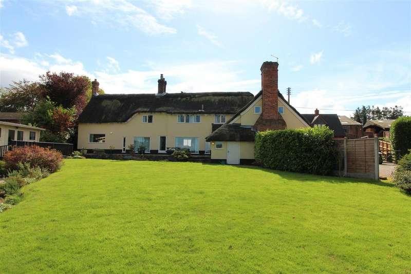 5 Bedrooms Detached House for sale in School Lane, Marchamley, Shrewsbury