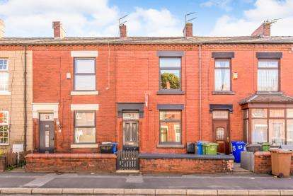 2 Bedrooms Terraced House for sale in Newmarket Road, Ashton Under Lyne, Tameside, Greater Manchester