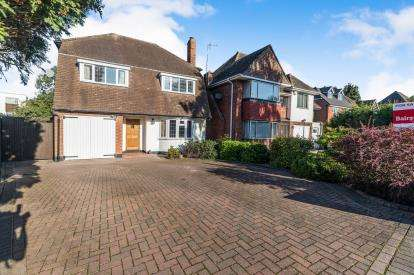 3 Bedrooms Detached House for sale in Pear Tree Drive, Birmingham, West Midlands, .
