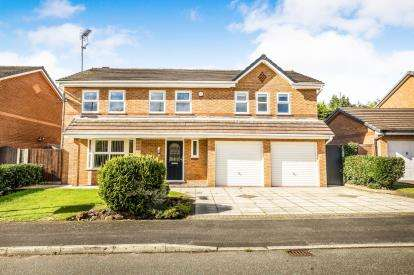 4 Bedrooms Detached House for sale in Rawcliffe Close, Widnes, Cheshire, Tbc, WA8