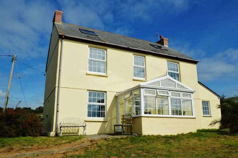 4 Bedrooms Cottage House for sale in GWEEK