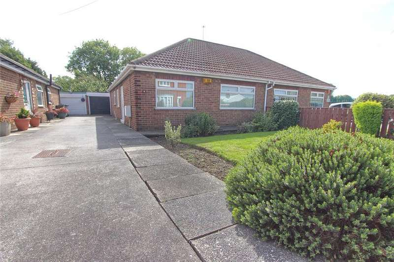 3 Bedrooms Semi Detached Bungalow for sale in Saint Margaret's Grove, South Bank