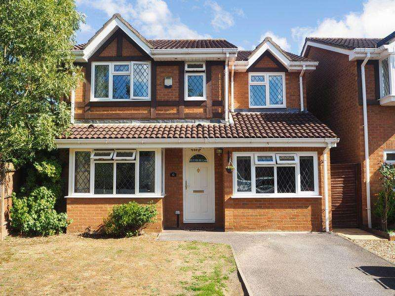 4 Bedrooms Detached House for sale in Maplin Park, Langley