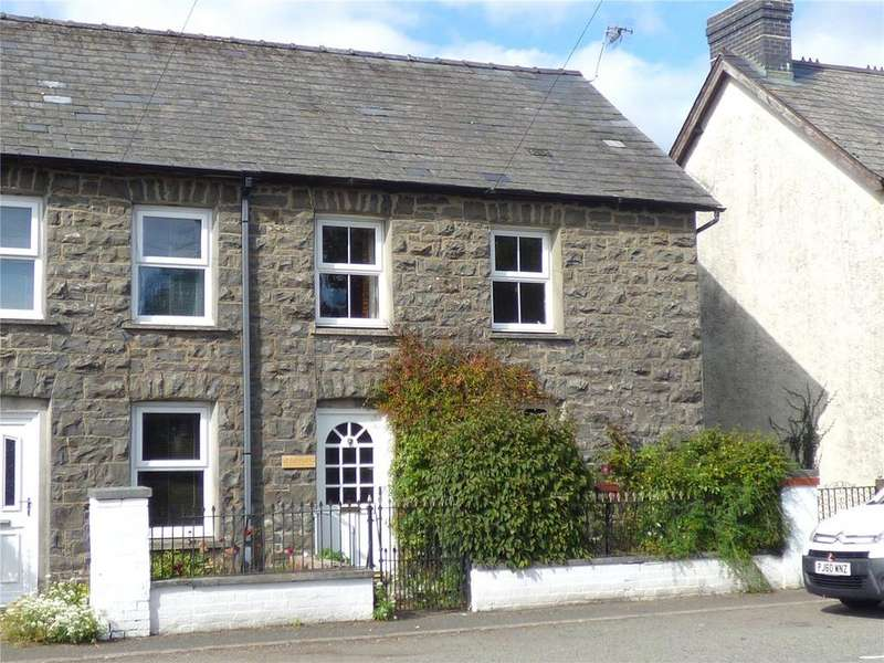 3 Bedrooms Semi Detached House for sale in Ashfield, Garth, Llangammarch Wells, Powys