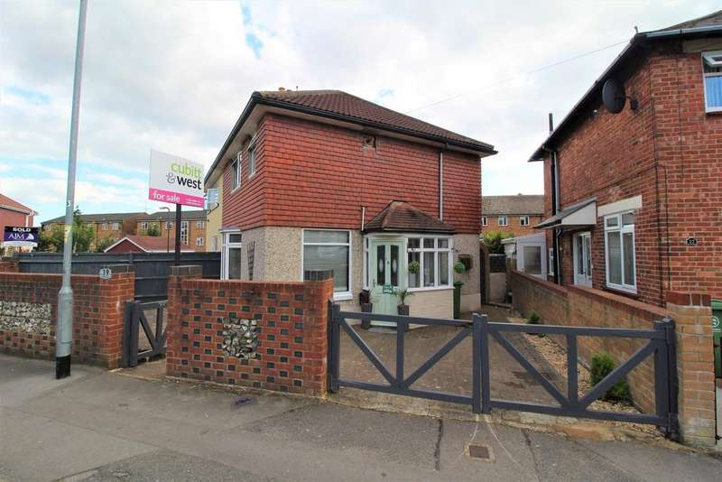 3 Bedrooms Semi Detached House for sale in Whitstable Road, Wymering