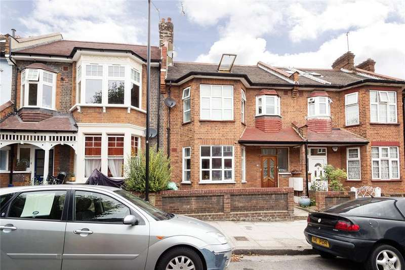 3 Bedrooms Flat for sale in Cleveleys Road, London, E5