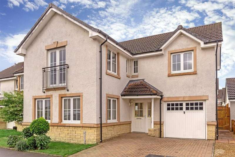 4 Bedrooms Detached House for sale in 3 Birch Grove, Menstrie, FK11