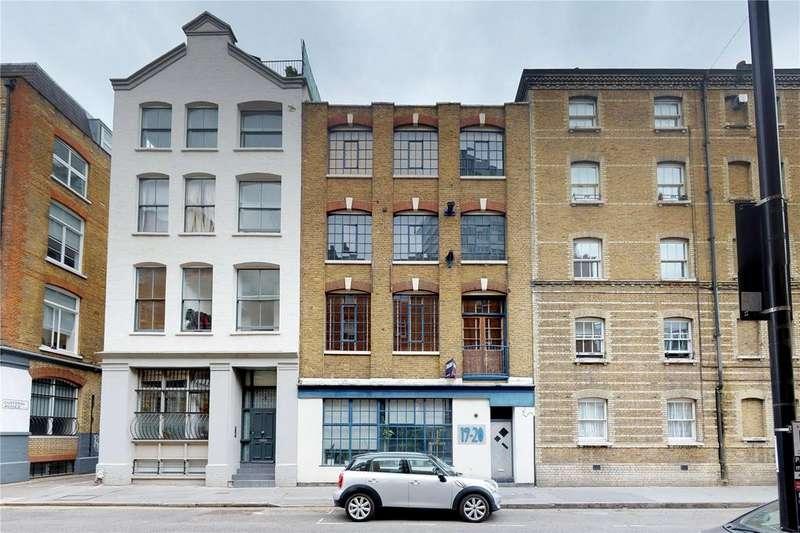 2 Bedrooms Flat for sale in Dufferin Street, London, EC1Y