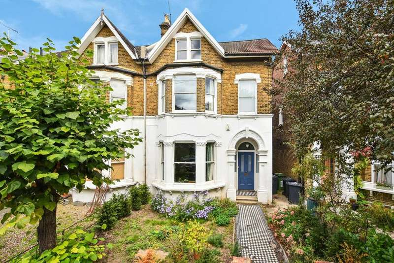 5 Bedrooms Semi Detached House for sale in Harefield Road, Brockley