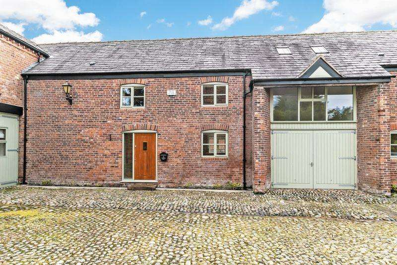 4 Bedrooms Barn Conversion Character Property for sale in Cranshaw Lane, Widnes
