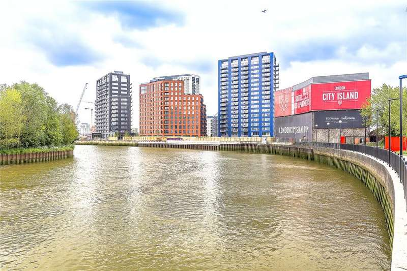1 Bedroom Apartment Flat for sale in Montagu House, London City Island, London, E14