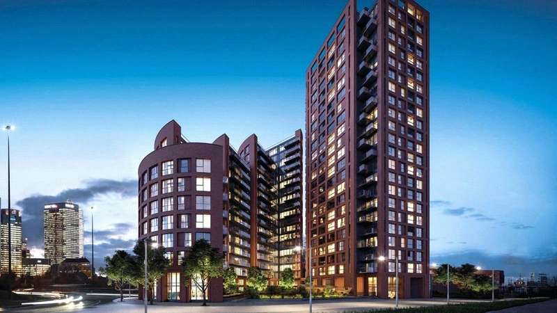 3 Bedrooms Apartment Flat for sale in Orchard Wharf, Silvocea Way, London, E14