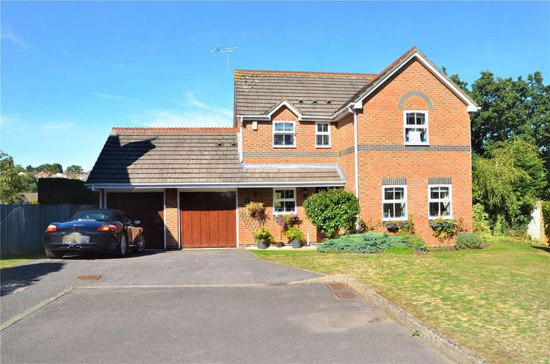 4 Bedrooms Detached House for sale in The Sadlers, Tilehurst, Reading, Berkshire, RG31